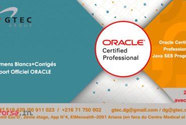Certification Java Professional SE08
