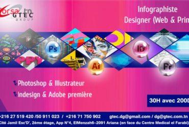 Formation en design et infographie