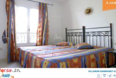 Villamar vacance hammamet ref 985