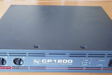 Amplis EV cp 1200