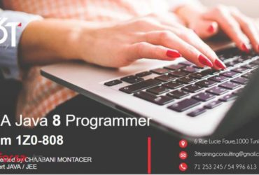 Préparation Certification Java SE 8