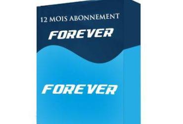 12 MOIS ABONNEMENT FOREVER