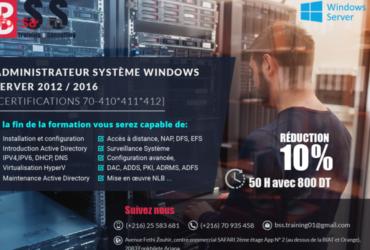 Administrateur Expert Windows Server %-10 de réduction