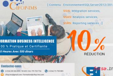 Réduction sur la formation Business Intelligence