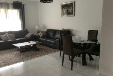 Bel appartement à la Soukra bosten s+3
