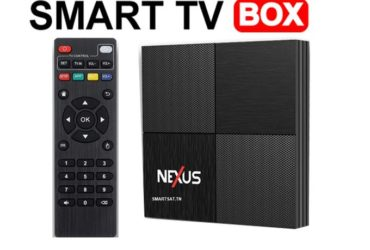 NEXUS BOX ANDROID 9 – 2 GO RAM