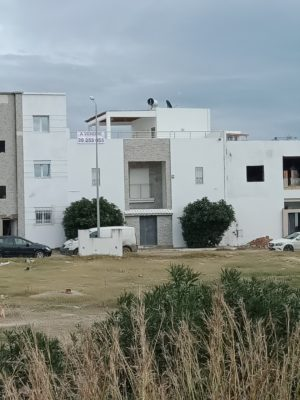 VENTE VILLA JUMELEE MNARET HAMMAMET TUNISIE