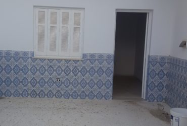 A vendre Maison S+2 à Kalaa Kebira (El Jorf)
