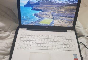 PC Portable HP Blanc