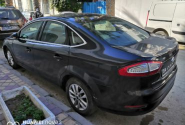 FORD MONDEO ECOBOOST 2012
