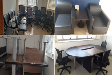 vente mobilier de bureau