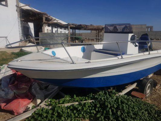 Magri Boat