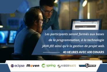 Développer avec Java/J2EE
