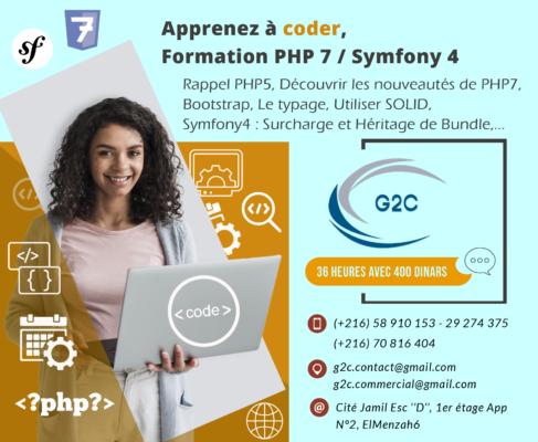 Développer avec PHP7/Symfony3.2