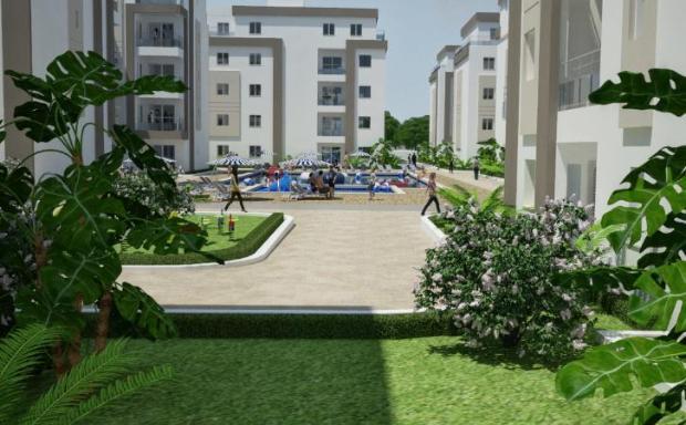 Appartements – Haut standing – Bousten – Hammamet