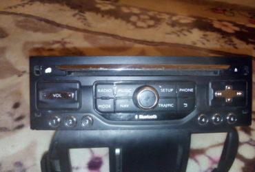Autoradio GPS Navigation Navi SAT Kit rt6 Bluetooth