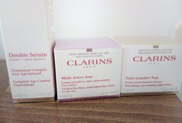 produits soins beauté femme authentiques de Clarins