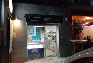 épicerie à la Mannouba