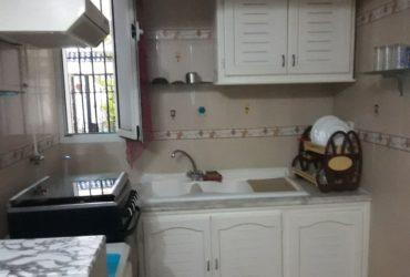 A vendre joli appartement s+2 Hammamet ville