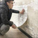 10 Panneaux Muraux Adhésifs – Anti-Humidité 3D – 77 * 70cm