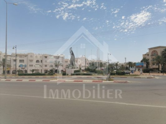 #MS_IMMOBILIER un superbe terrainà #Yasmin Hammamet    51500503