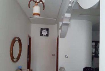 Maison r + 1 et le 2 étage manque la dalle