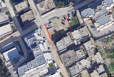 Terrain à Vendre à Ariana 600 m² très bien orienté, emplacement exceptionnel !!!