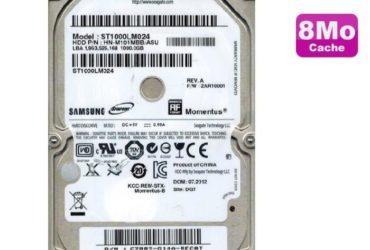 Disque Dur pour pc Portable 1T GB