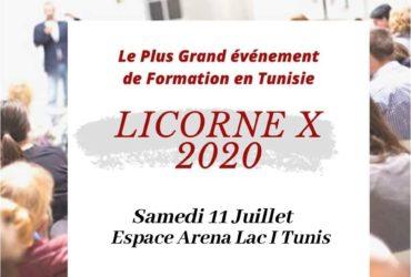 Événement LICORNE X 2020