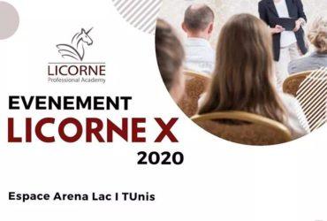 LICORNE X 2020