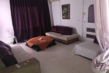 Appartement Hammamet Nord tout proche de la mer