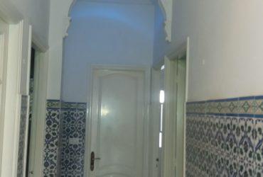 Location un étage de villa s+2 à Mhamdia
