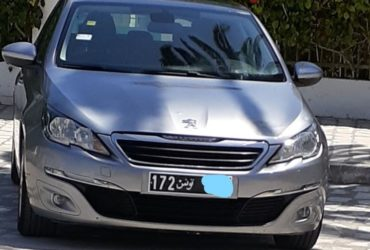 Peugeot 308 (T9) – BERLINE 5 PORTES  INJECTION EB2 – BVM5