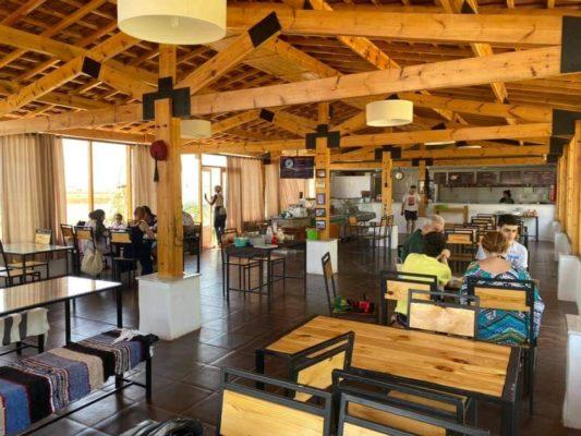 Restaurant charmant et chaleureux