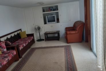 Studio meublé à kelibia à 50d