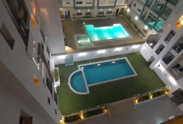 Mrezga: appartement meublé avec piscine à 5min à pieds de la mer
