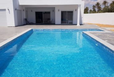 Maison avec piscine  djerba midoun