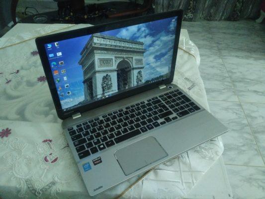 Toshiba P50T-B-11D – 4K Ultra HD Tactile/ i7 4ém/ 16 Go RAM/ 1 To SSHD