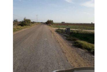 Grand Terrain – El Guatrania – 5km de Kairouan