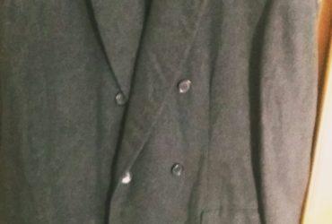 Manteau cashmire pour homme