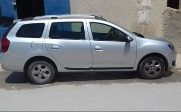 Vente d'une voiture Dacia Logan
