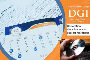 Déclaration d'employeur sur CD
