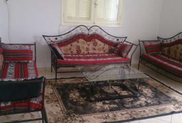 Location étage meublé