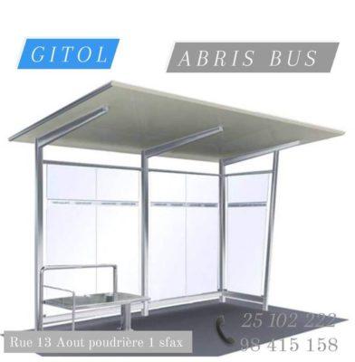 meuble urbain