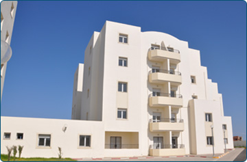 Appartement a raoued plage