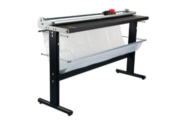 Coupeuse de plans manuelle Diatrim 130cm pour façonnage de dessins, photos, posters, etc