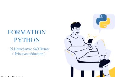 Formation pratique et Certifiant En Python