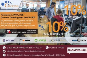 FORMATION JAVA/ JEE
