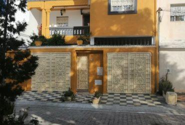 A louer R.C villa à Cité IBN SINA