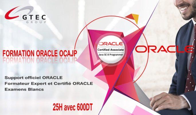 Formation 100% pratique  ORACLE